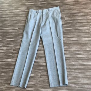NWOT Club Monaco Wright Pinstripe Suit Trousers